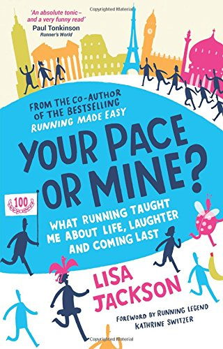 Your Pace or Mine? Book Launch