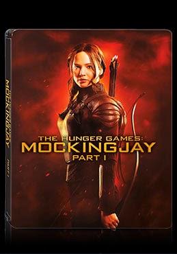 Hunger games mockingjay part 1 dvd release date