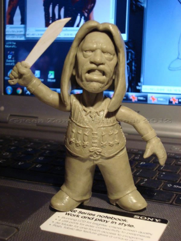 Machete mini por GreenZombieStudios