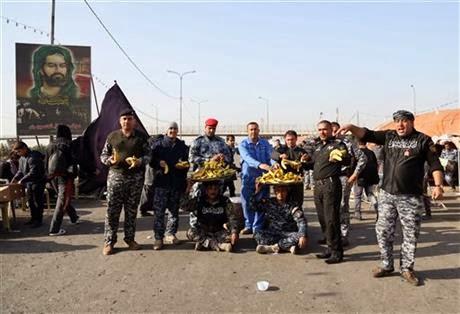 Syiah Irak Membantai Muslimin Irak