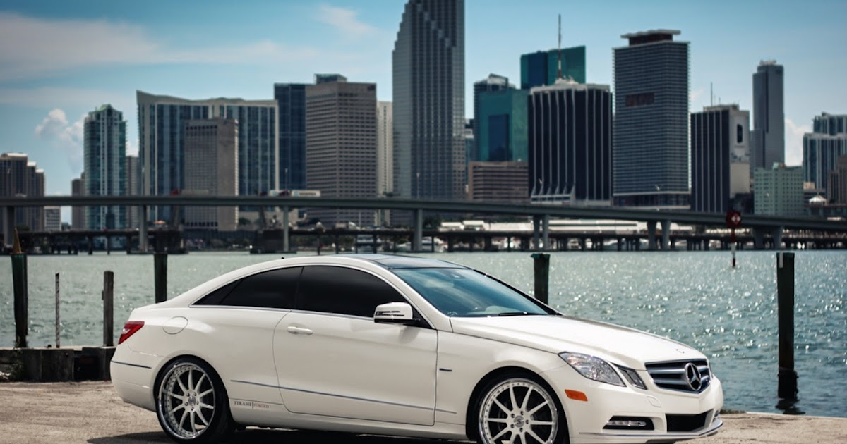 all cars new zealand 2012 mercedes benz e350 coupe by strasse forged. Black Bedroom Furniture Sets. Home Design Ideas