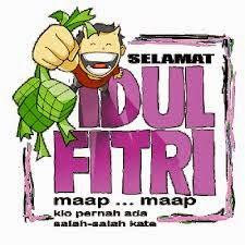 DP BBM Lebaran Idul Fitri 1435 H Terbaru dan Terlengkap 2014