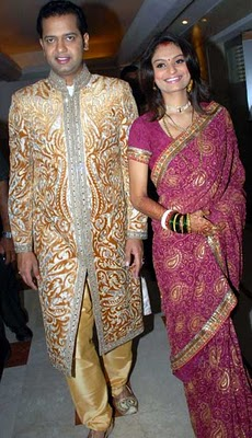 Rahul Mahajan Wedding To Dimpy Ganguly Pictures