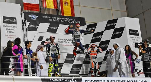 MotoGP Qatar 2013
