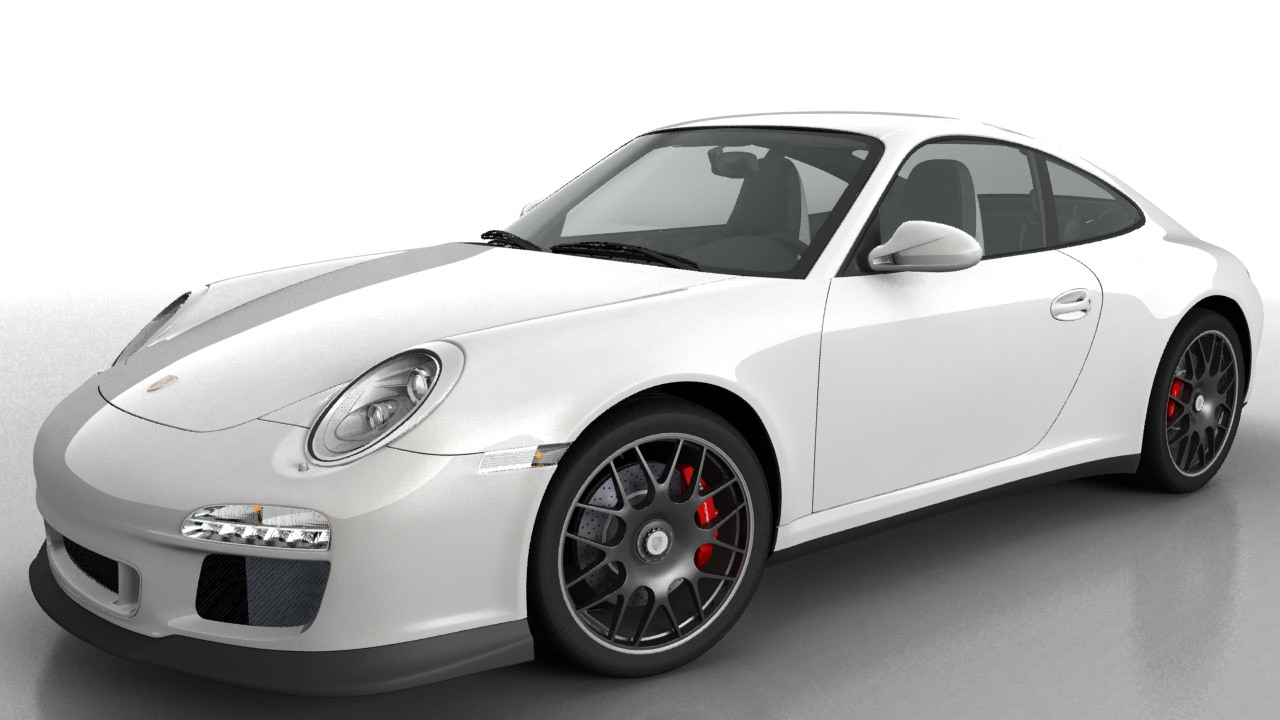 motoring art porsche 997 carrera gts. Black Bedroom Furniture Sets. Home Design Ideas