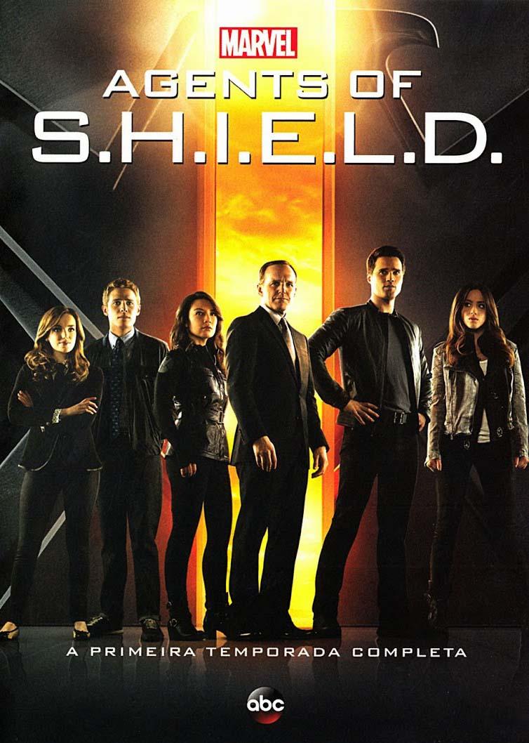 Agentes da S.H.I.E.L.D. 1ª Temporada Torrent – WEB-DL 720p Dual Áudio (2013)