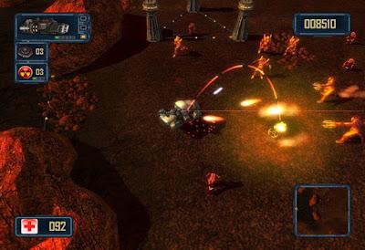 download game Alien Terminator