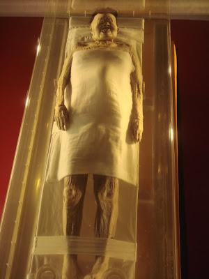 Mayat Berumur 2.150 Tahun Tetap Utuh