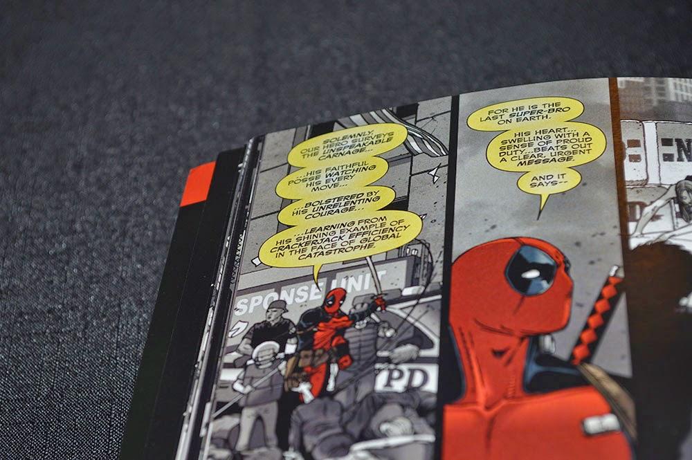 Deadpool comic