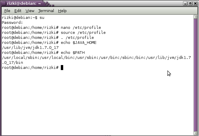 Bagaimana Cara Setting JAVA_HOME/PATH Variables pada Linux ...