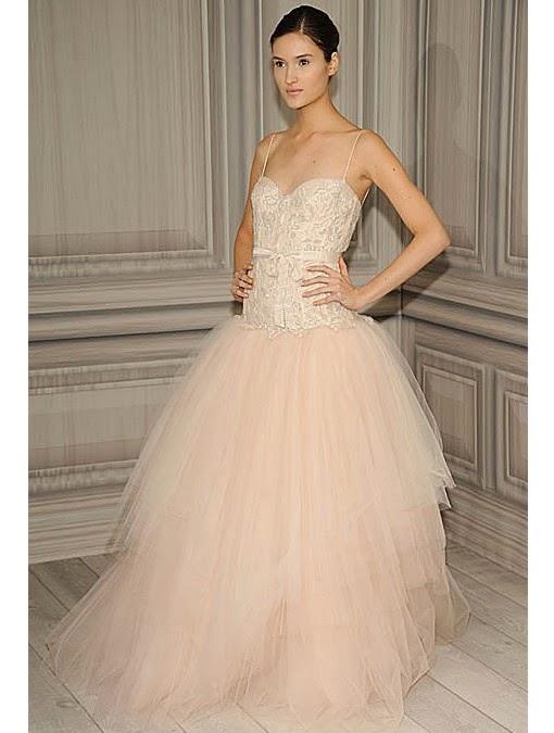 Increíbles vestidos de novias | Moda en Rosa