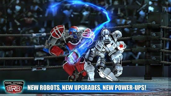 Real Steel for PC 3D game videogame