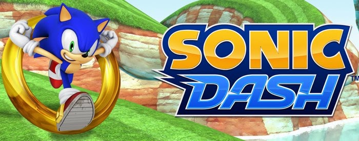 Download Game Sonic Dash 1.12.0 MOD ( Unlimited Coins ) For Android