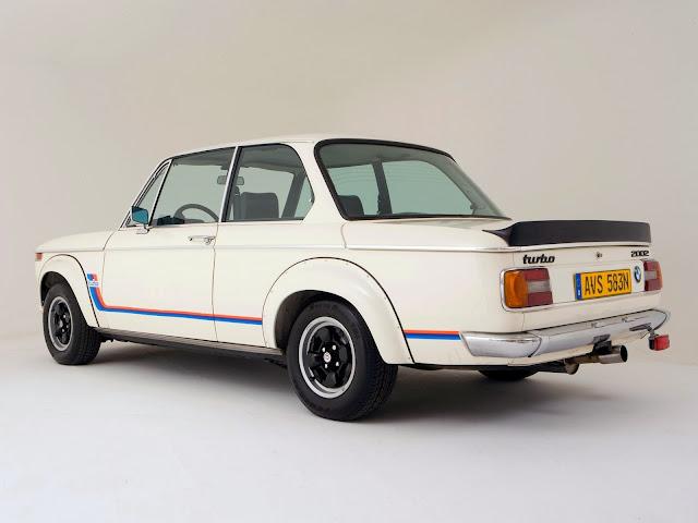 FAB WHEELS DIGEST (F.W.D.): BMW 2002 Turbo (1973-74)
