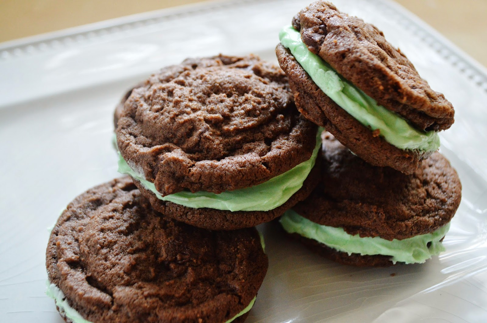 The Art of Comfort Baking: Double Chocolate Chip Cookie Sandwiches