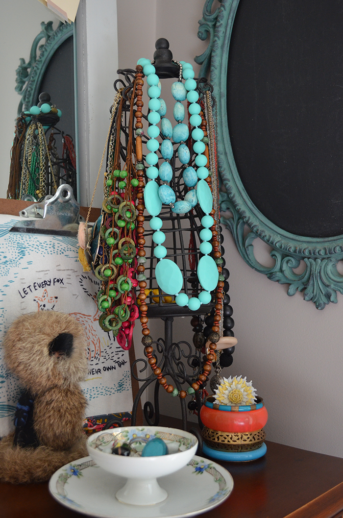 5 Tips for Jewelry Organization | Polka Dot Soup