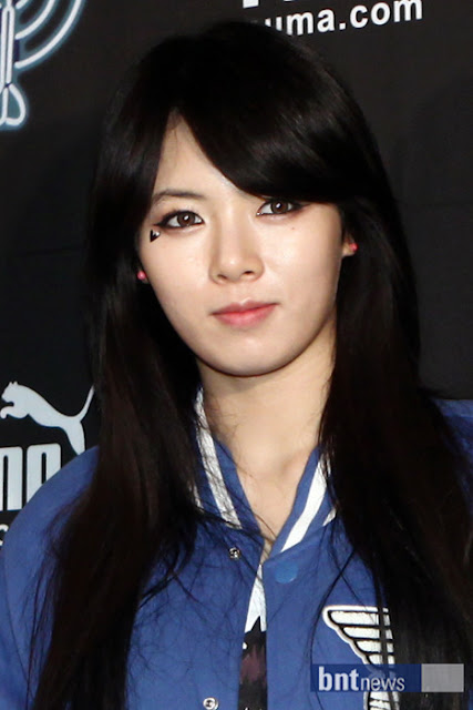 Foto Muda Hyuna