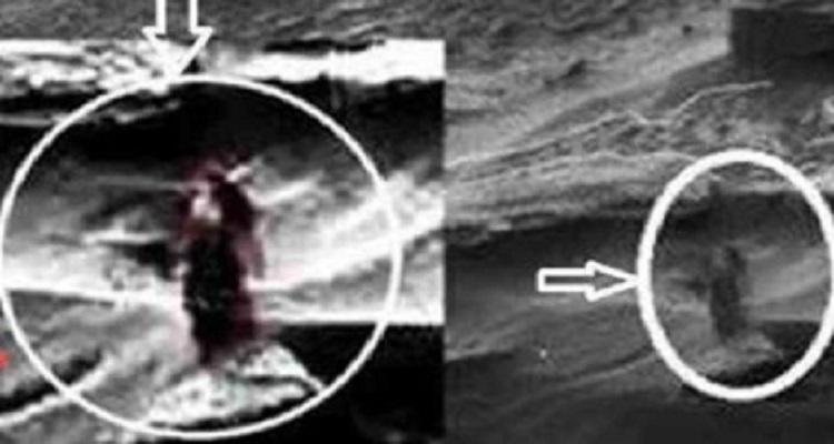معهد الفلك المصري يكشف لغز حقيقة سيدة كوكب المريخ