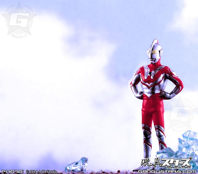 おもちゃ Ultraman tokusatsu Bandai ウルトラマン ソフビ バンダイ