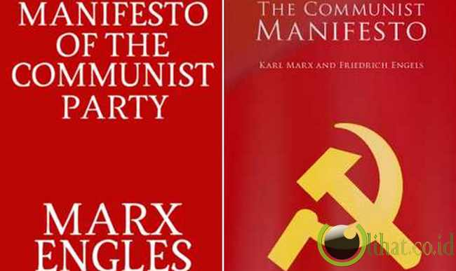 the central theme in the manifesto of the communist party Publication of the manifesto of the communist party coincided, one may say, with march 18, 1848, the day of the revolutions in milan and berlin, which were armed.