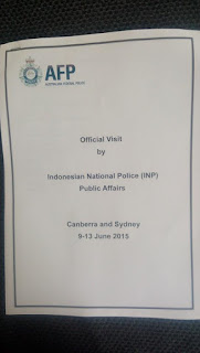 Adryan Fitra ; Police Superintendent Indonesia