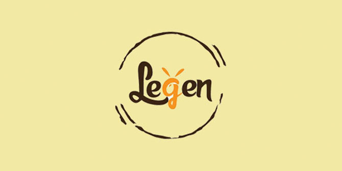 Logo Legen Rian Rahardi