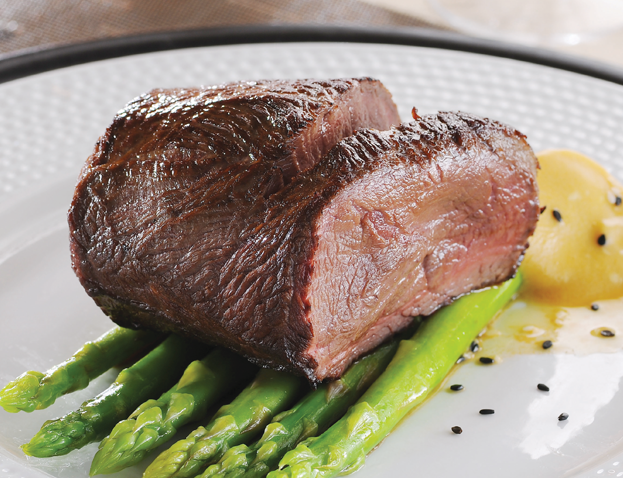 Seared Steak with Chili Soy Butter Recipe
