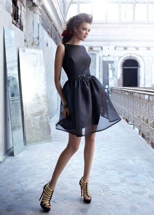Vestidos de noches cortos | La mejor tendencia en moda