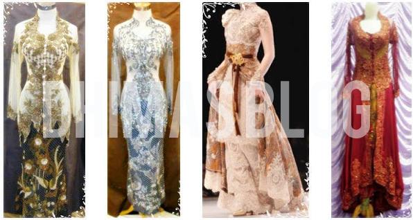 Foto Model Baju Kebaya Model Baru