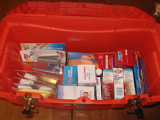DIY First-Aid Kit