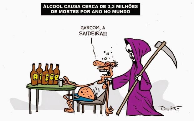 Resultado de imagem para álcool mata