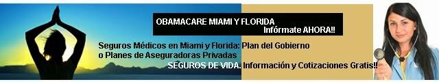 Obamacare en Miami Dade y Florida Informacion