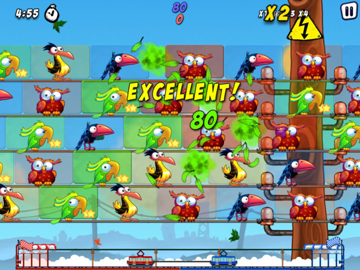Bird Zapper! App iTunes App By Namco Networks America Inc. Games - FreeApps.ws