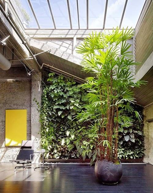 telhas de vidro facilitam fazer uma varanda
