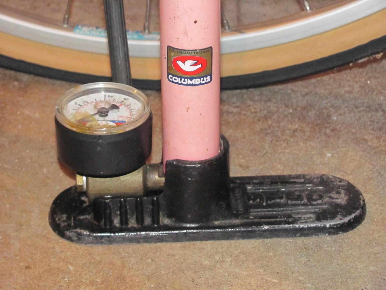 Silca pump replacement decals hand pump for vintage restoration