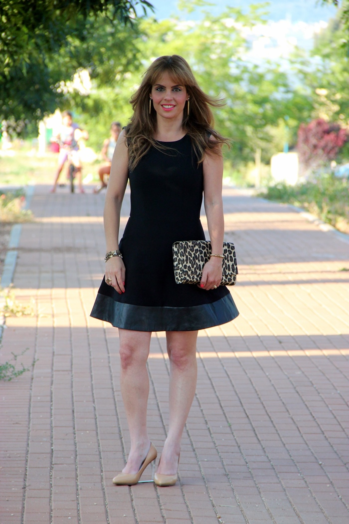 בלוג אופנה Vered'Style אייץ' אנד אם טוטאל לוק