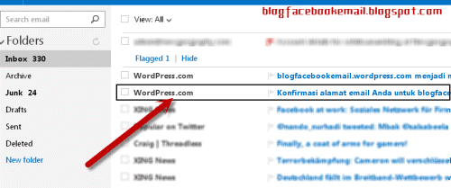 cara buat blog wordpress