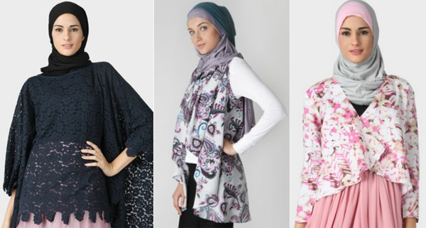 model baju hamil muslimah