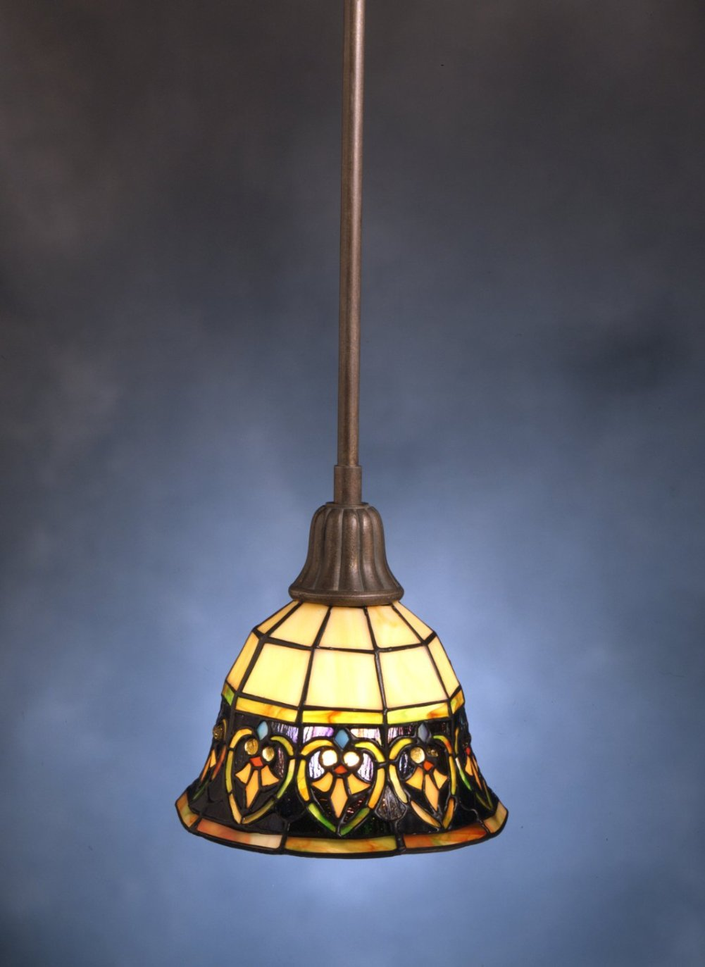 Kichler Pendant lighting down side