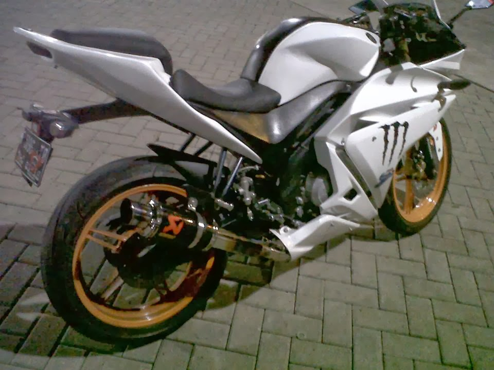 Modif Yamaha V Ixion New