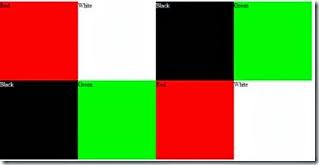 Evitar colores de fondo en diseño web