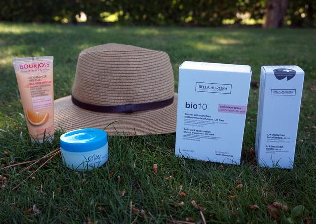 producto contra manchas piel verano
