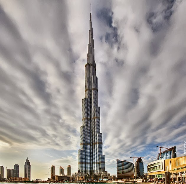 Features of World's Tallest Tower 'Burj Khalifah'