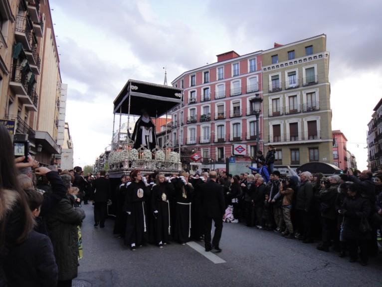 défilé vendredi saint