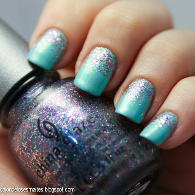 China glaze Liquid crystal