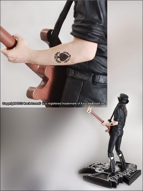 Estátua Lemmy Kilmister Motorhead