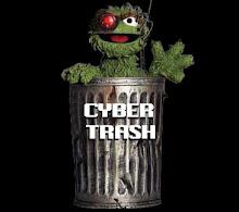 CYBER TRASH CAN
