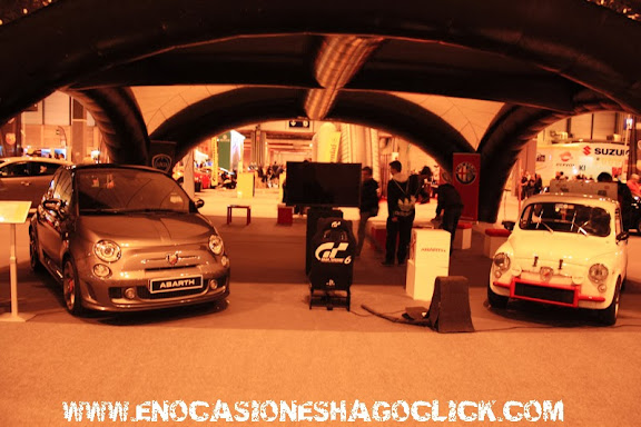Fiat 500 Abarth antiguo y nuevo