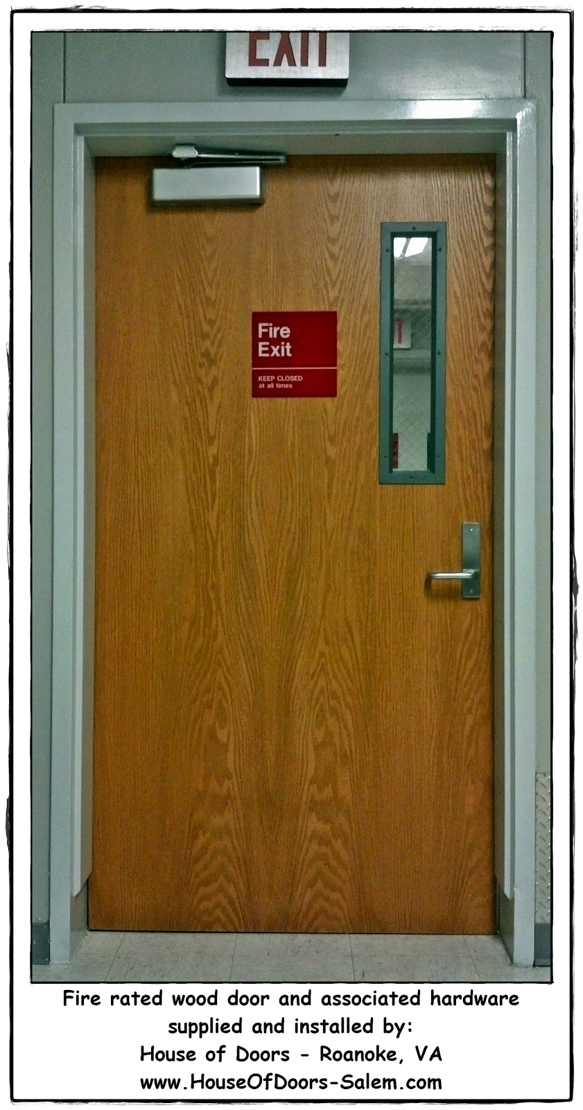 Door lite kits for commercial door - Mesker Door Lite Kits House Of Doors Roanoke Va Commercial Doors Frames Hardware Ada Low