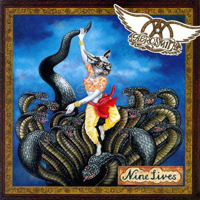 Aerosmith - NINTH LIVES